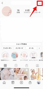 instagram profile page3